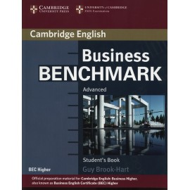 Business Benchmark Advanced Student's Book BEC Higher Edition
