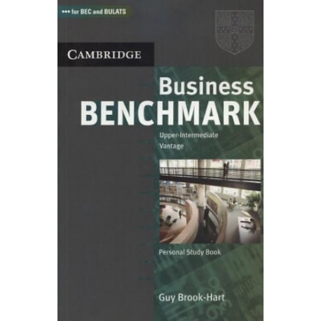 Business Benchmark Upper-intermediate Personal Study Book Cambridge University Press 9780521672917