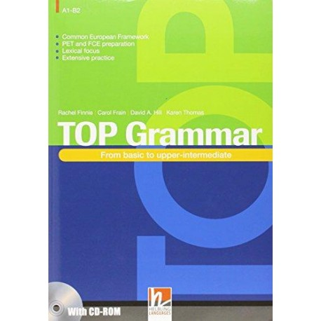 Top Grammar - from Basic to Upper-intermediate + CD-ROM Helbling Languages 9783852722252