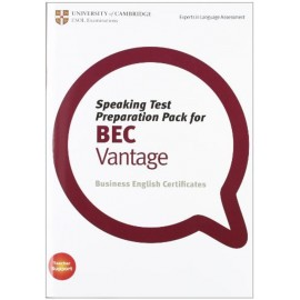 Speaking Test Preparation Pack for BEC Vantage + DVD