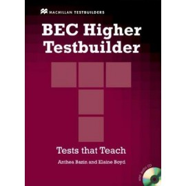 BEC Higher Testbuilder (with key) + CD