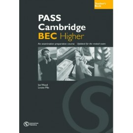 PASS Cambridge BEC Higher Teacher's Book