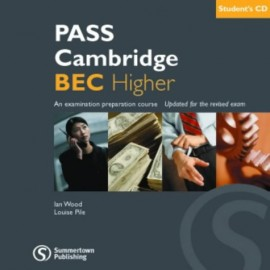 PASS Cambridge BEC Higher Audio CD