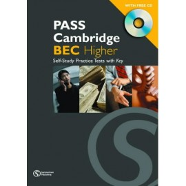 PASS Cambridge BEC Higher Self-study Practice Pack