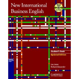 New International Business English Student's Book with BEC Vantage Preparation CD-ROM