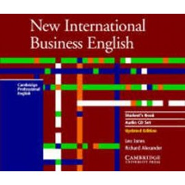 New International Business English Student's Book Audio CD