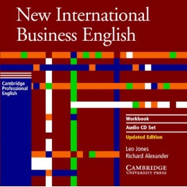 New International Business English Workbook Audio CDs (2)