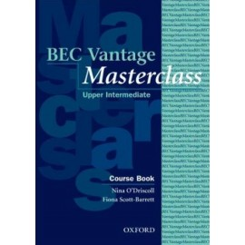 BEC Vantage Masterclass Course Book