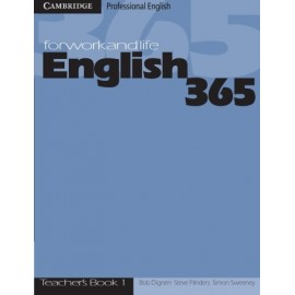 English 365 Level 1 Teacher's Book