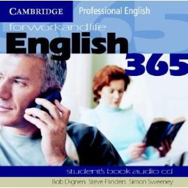 English 365 Level 1 Audio CDs