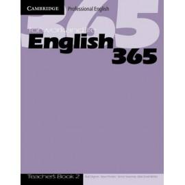 English 365 Level 2 Teacher's Book