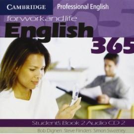 English 365 Level 2 Audio CDs