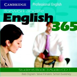 English 365 Level 3 Audio CDs