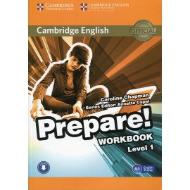 Prepare! 1 Workbook + Audio download
