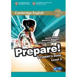 Prepare! 2 Student's Book