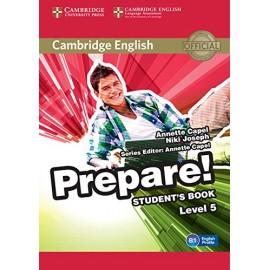 Prepare! 5 Student's Book