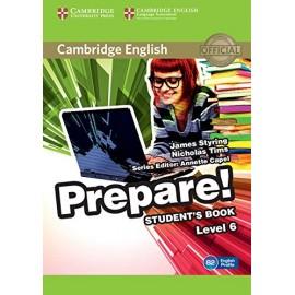 Prepare! 6 Student's Book