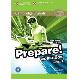 Prepare! 7 Workbook + Audio download