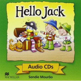 Hello Jack Class Audio CD