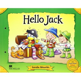 Hello Jack Pupil's Book + Multi-ROM Pack