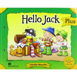 Hello Jack Plus Book + Multi-ROM Pack