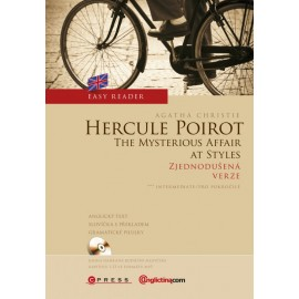 Hercule Poirot: The Mysterious Affair at Styles + MP3 Audio CD