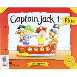 Captain Jack 1 Plus Pupil's Book + Multi-ROM Pack
