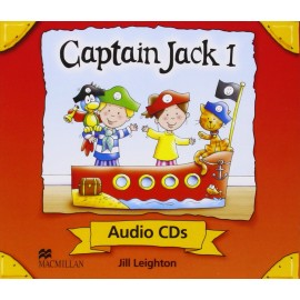 Captain Jack 1 Class Audio CD