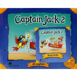 Captain Jack 2 Pupil's Book + Multi-ROM Pack