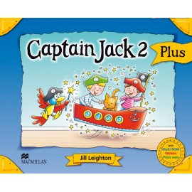 Captain Jack 2 Plus Pupil's Book + Multi-ROM Pack