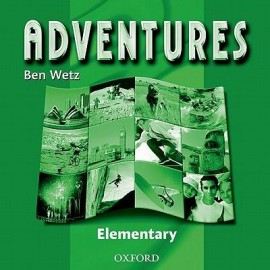 Adventures Elementary Class Audio CD