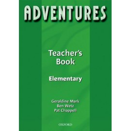 Adventures Elementary Teacher's Book