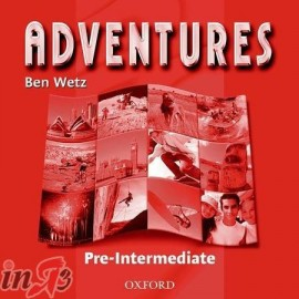 Adventures Pre-intermediate Class Audio CD