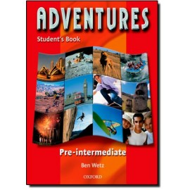 Adventures Pre-intermediate Student's Book
