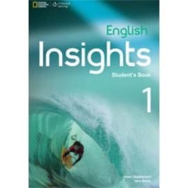 English Insights 1 Pre-Intemediate Student's Book