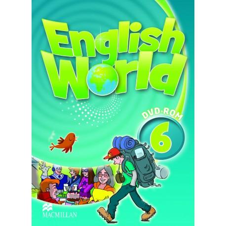 English World 6 DVD-ROM Macmillan 9780230032293