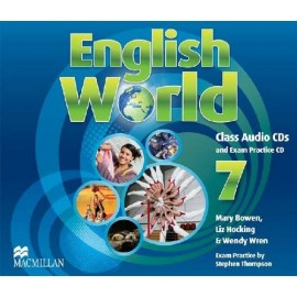 English World 7 Class CD