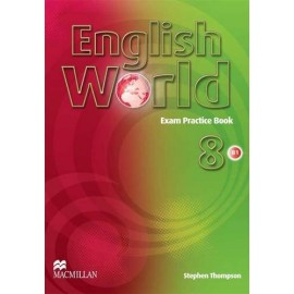 English World 8 Exam Practice Book
