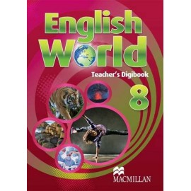 English World 8 Teacher's Digibook DVD-ROM