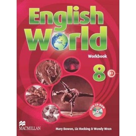 English World 8 Workbook + CD-ROM