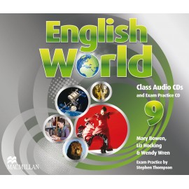 English World 9 Class CD