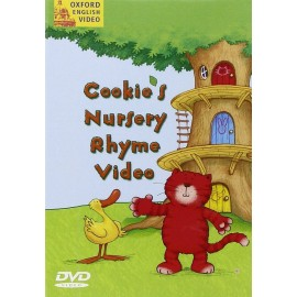Cookie's Nursery Rhyme DVD