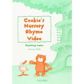Cookie's Nursery Rhyme Video Teacher's Notes