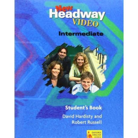 New Headway Video Intermediate Student's Book Oxford University Press 9780194581882