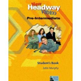 New Headway Video Pre-Intermediate Student's Book