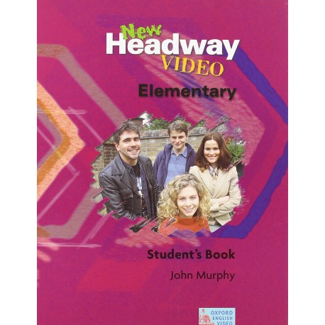 New Headway Video Elementary Student's Book Oxford University Press 9780194591881