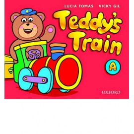 Teddy's Train A Activity Book