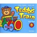 Teddy's Train B Activity Book