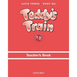 Teddy's Train A & B Teacher's Book