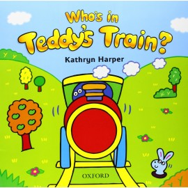 Who's in Teddy's Train? Storybook